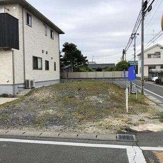 890万円!津新町駅より徒歩10分!建築条件なし!