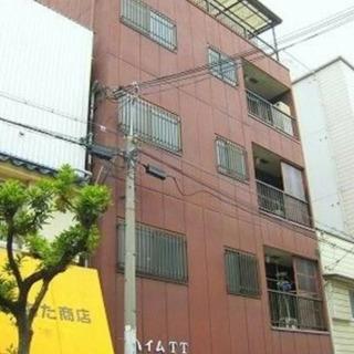 【弁天町駅】徒歩2分◎敷金・礼金・保証金なし💛