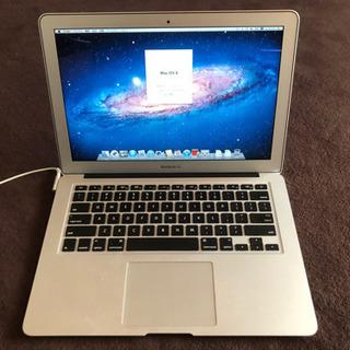 【ネット決済】MacBook Air A1369 corei5 SSD
