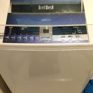 日立 ビートウォッシュ 洗濯機 BW-7TV 2015年購入 1...