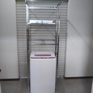【配達出来ます!】洗濯ラック ランドリーラック 洗濯機棚