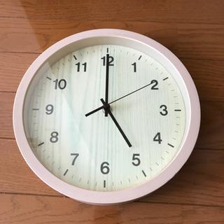 ニトリ購入 壁掛け時計