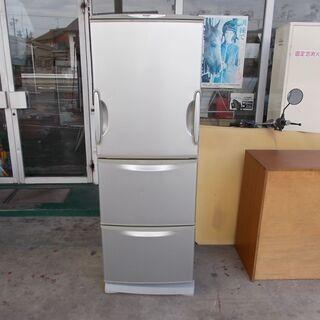 中古 シャープ SHARP 両開き 冷凍冷蔵庫 SJ-WA35G...