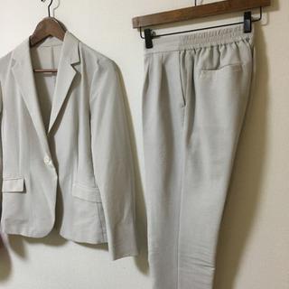 UNITED ARROWSグリンレーベルリラクシングパンツスーツ - 服/ファッション