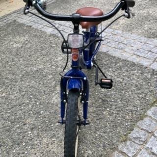 幼児用16インチ自転車 レトロ調 ビーチクルーザー