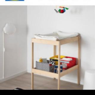 IKEAのおむつ替え台セット