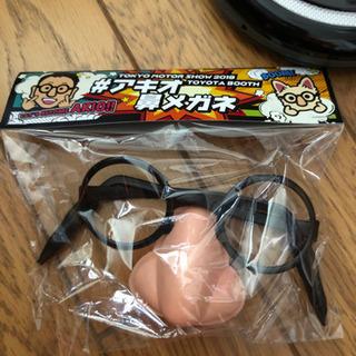 値下げ!東京モーターショーのTOYOTAアキオメガネ