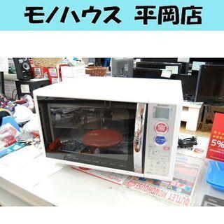 SHARP オーブンレンジ RE-160KS ホワイト 2…