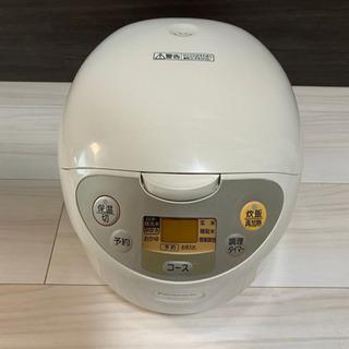 ☆炊飯器 5.5合★  Panasonic製