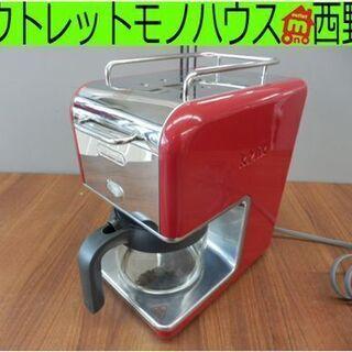 コーヒーメーカー ペーパーレスフィルター ドリップ式 6杯用 0...