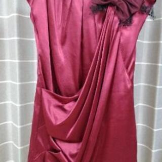 【お値下げ】ドレス~バーガンディ~