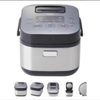ハイアール 3合 炊飯器
