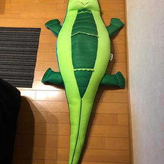 9008 展示品 BIG JOE ワニ