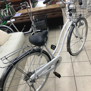 asahi BAA270-K 27インチ 自転車