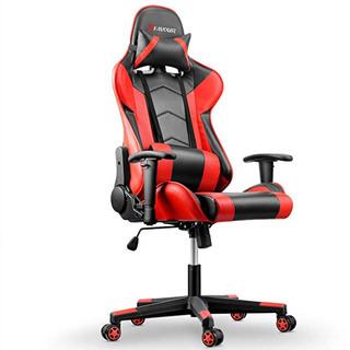 新品未開封 ゲーミングチェア gaming chair オフィス...