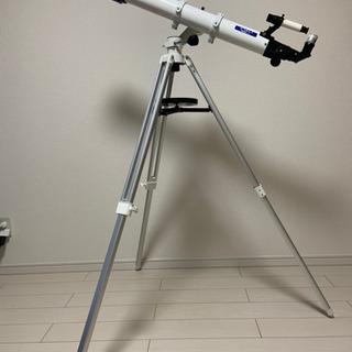 望遠鏡 vixenミニポルタ A70Lf