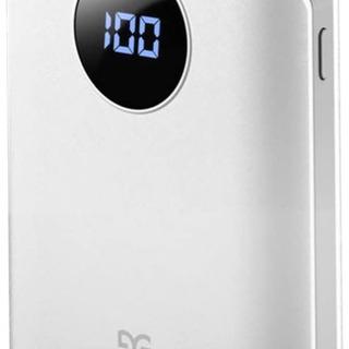 モバイルバッテリー 大容量10000mAh LCD残量表示…