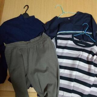 [お値下げ]男性用Tシャツ等4着セット