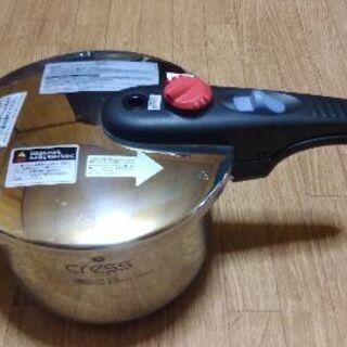 ドウシシャ圧力鍋 4.5L.cress DELUX