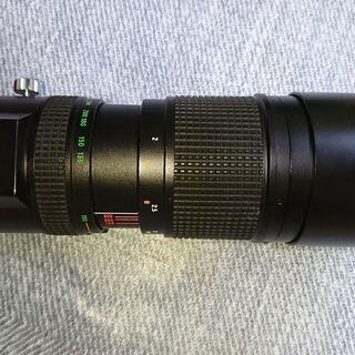 RMC TONIKA レンズ 100-300mm MF
