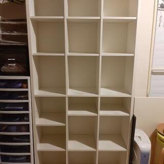 【ネット決済】棚 本棚