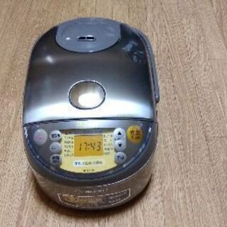 象印 圧力IH炊飯ジャー NP-NH10.5.5合炊きの画像