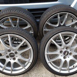 165/45R16 タイヤ・ホイル(6.5J) 4本セット