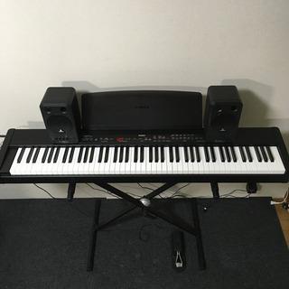 ヤマハ YAMAHA ステージピアノ P-80 スタンド・…