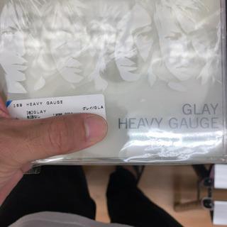 GLAY/HEAVY GAUGE