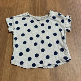 水玉Tシャツ 80