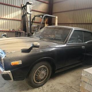 日産セドリック330旧車