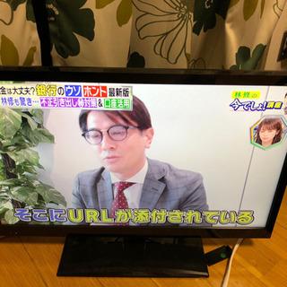 MrMAX 22V型液晶テレビ LE-M22D260H 2017年製