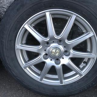 タイヤ ホイール 195/65R15  15X6J  ノア ヴォ...