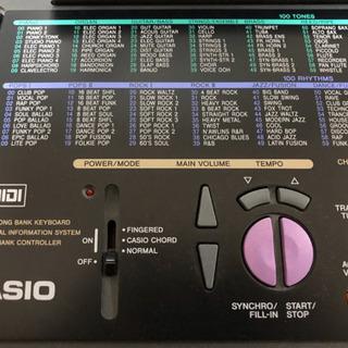 CASIO★キーボード CTK-501