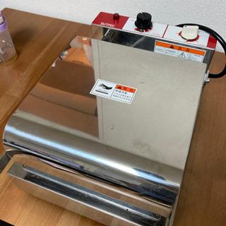 ワッフルメーカー サンテックSBW-100値下げしました。