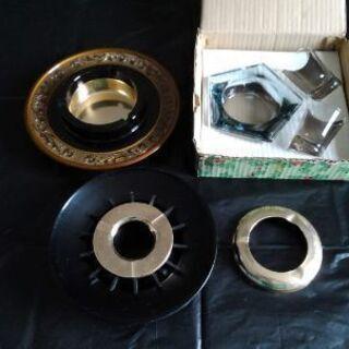 インテリア雑貨 プラスチック金属 ガラス 陶器 製品 全部で5点