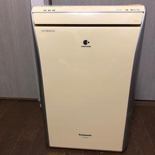 【10/11迄引き取り希望】Panasonic ナノイー除湿機