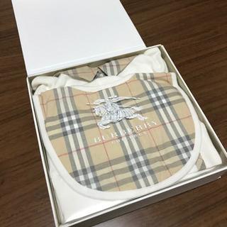 【新品未使用】Burberry ベビー服セット