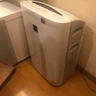 シャープ プラズマクラスター 空気清浄機&加湿器