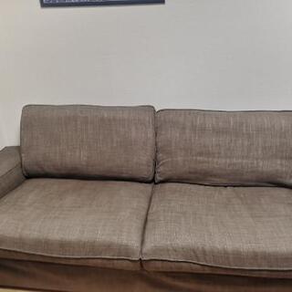 IKEA KIVIKシーヴィク(3人掛け)