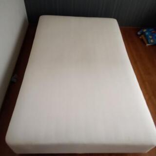 無印良品 セミダブルフレームレスベッド 無料条件付き