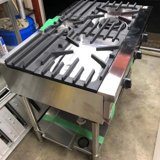引き取り限定 マルゼン RGT-0963D 未使用品 ガステーブル