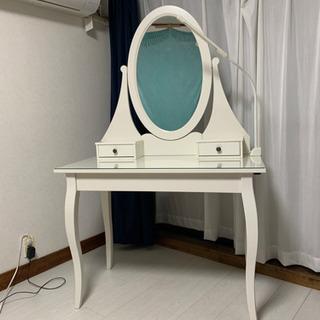IKEA ホワイト ドレッサー