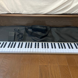【ニコマク】電子ピアノ 61鍵