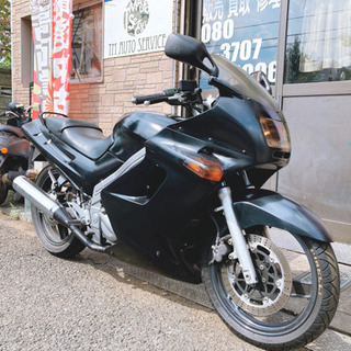 カワサキ ZZR250