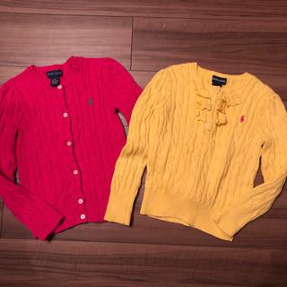 ラルフローレン セーター2枚セット