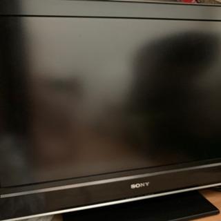 ※取引中。問合せ終了します※ SONY 液晶テレビ32型2008...