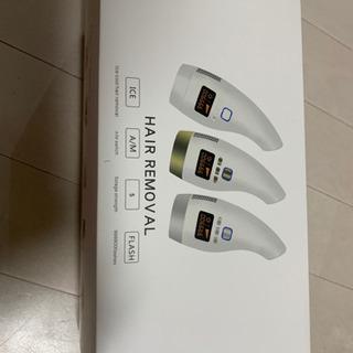[先着❗️]レーザー脱毛器IPL 美肌機能付き