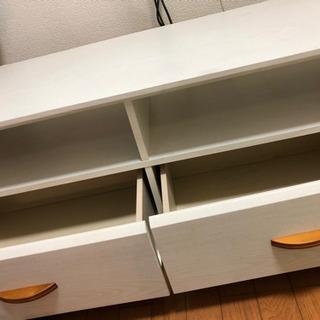 テレビ台とテーブル - 福岡市