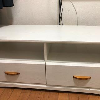 テレビ台とテーブル - 家具